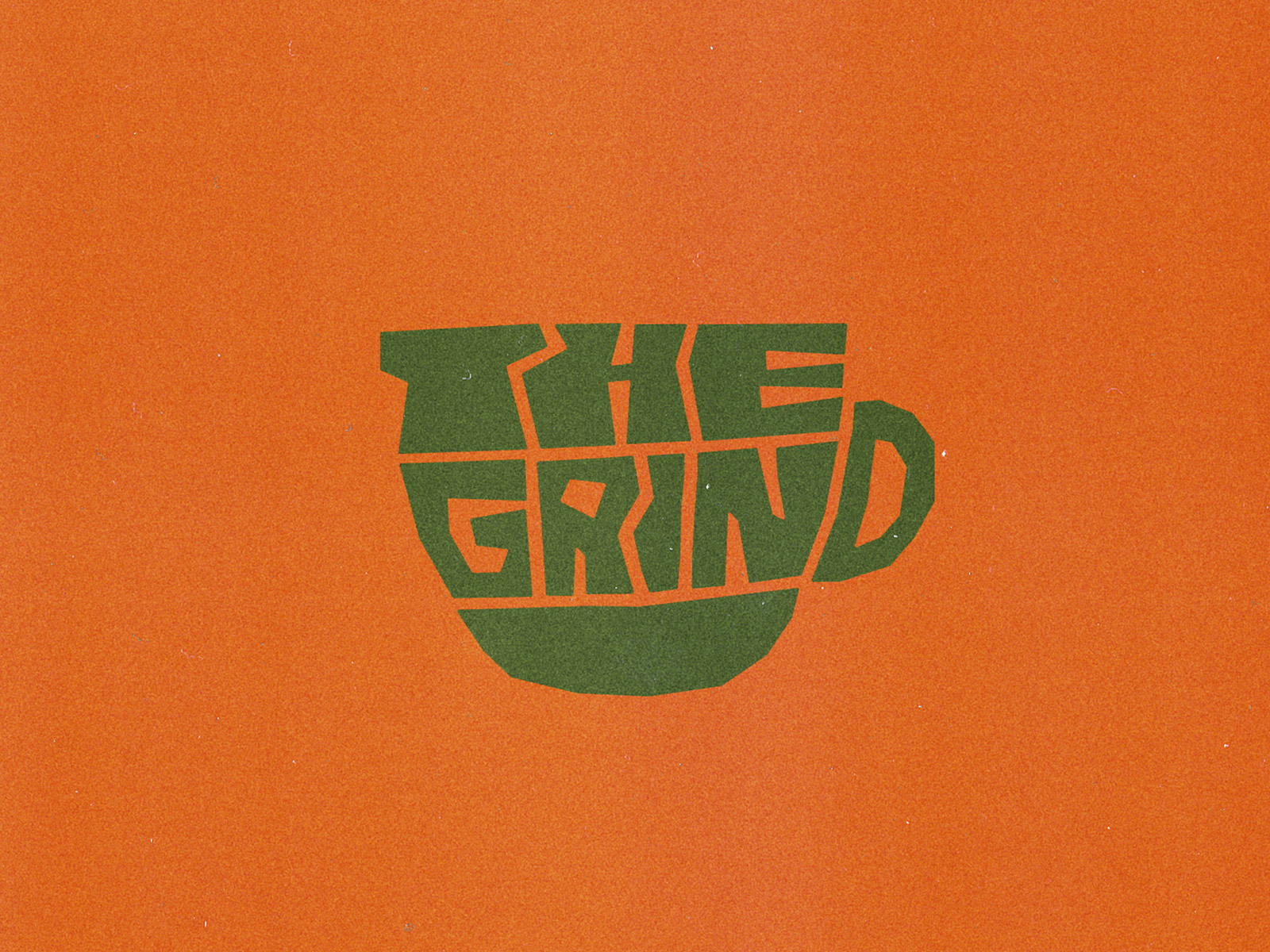 The Grind branding