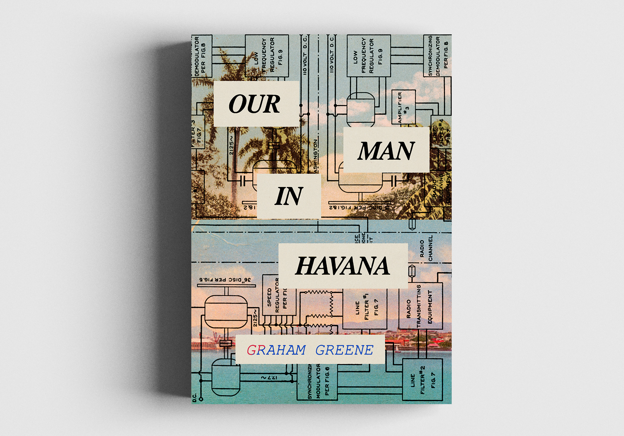 Our Man in Havana alternative cover 2