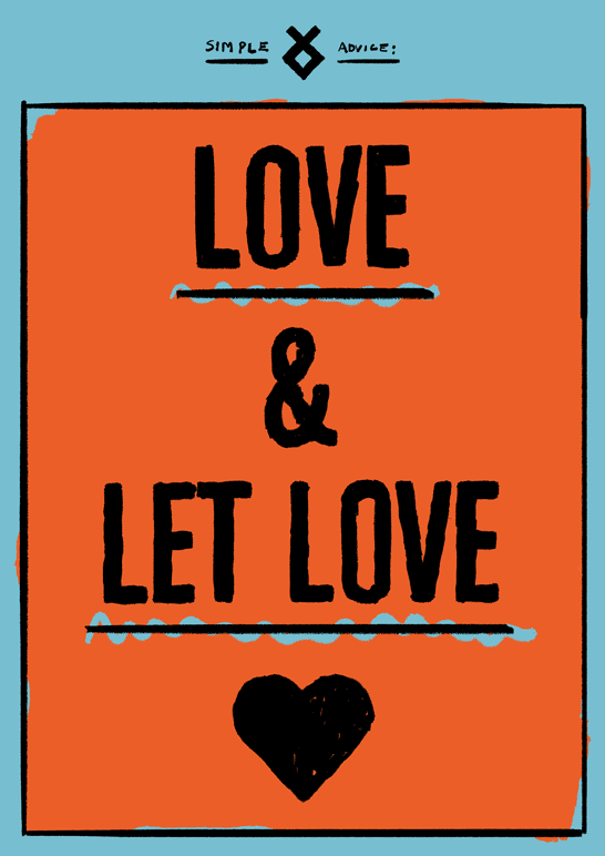 Love and Let Love Poster