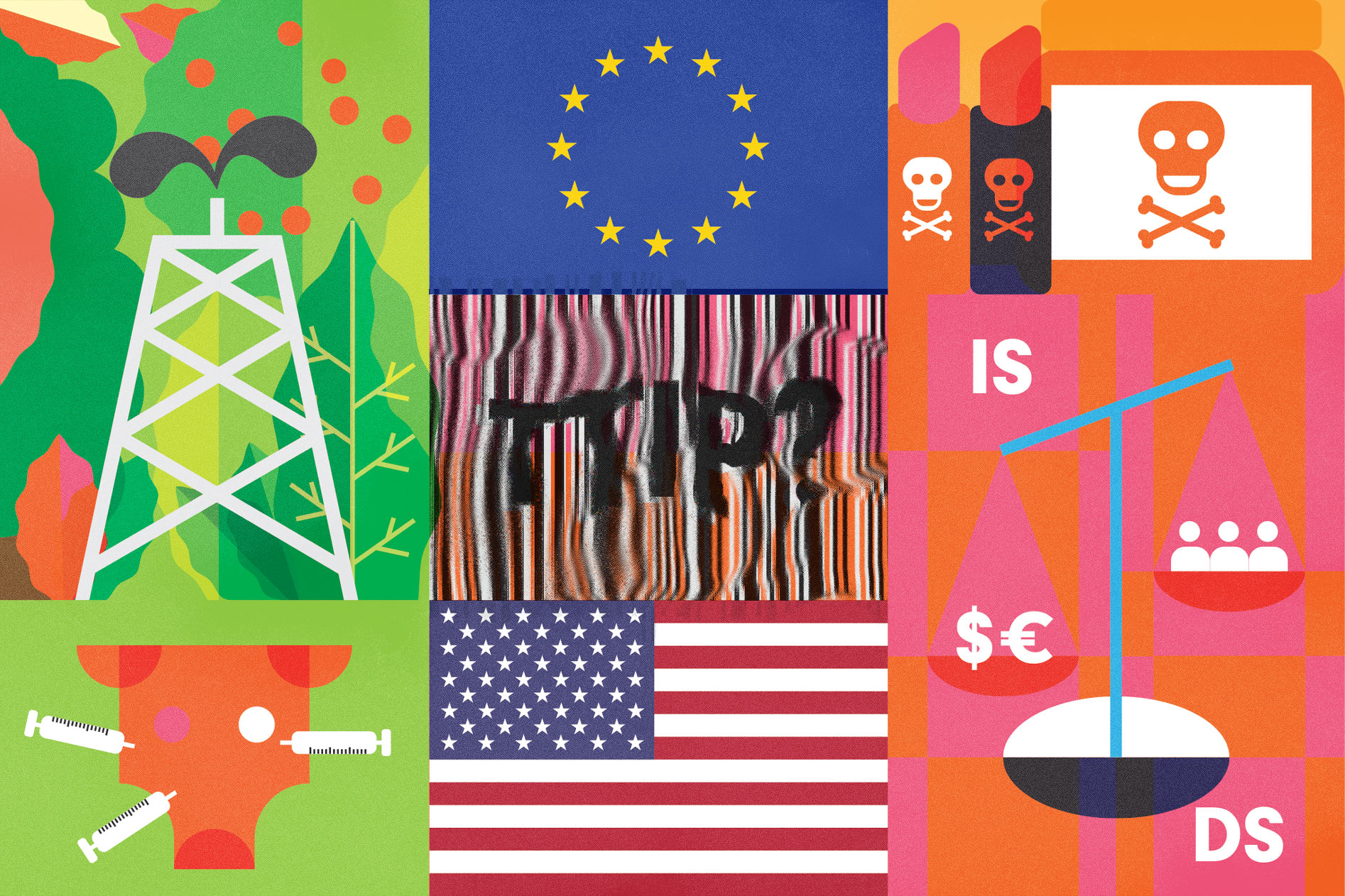 TTIP: What about it? illustration