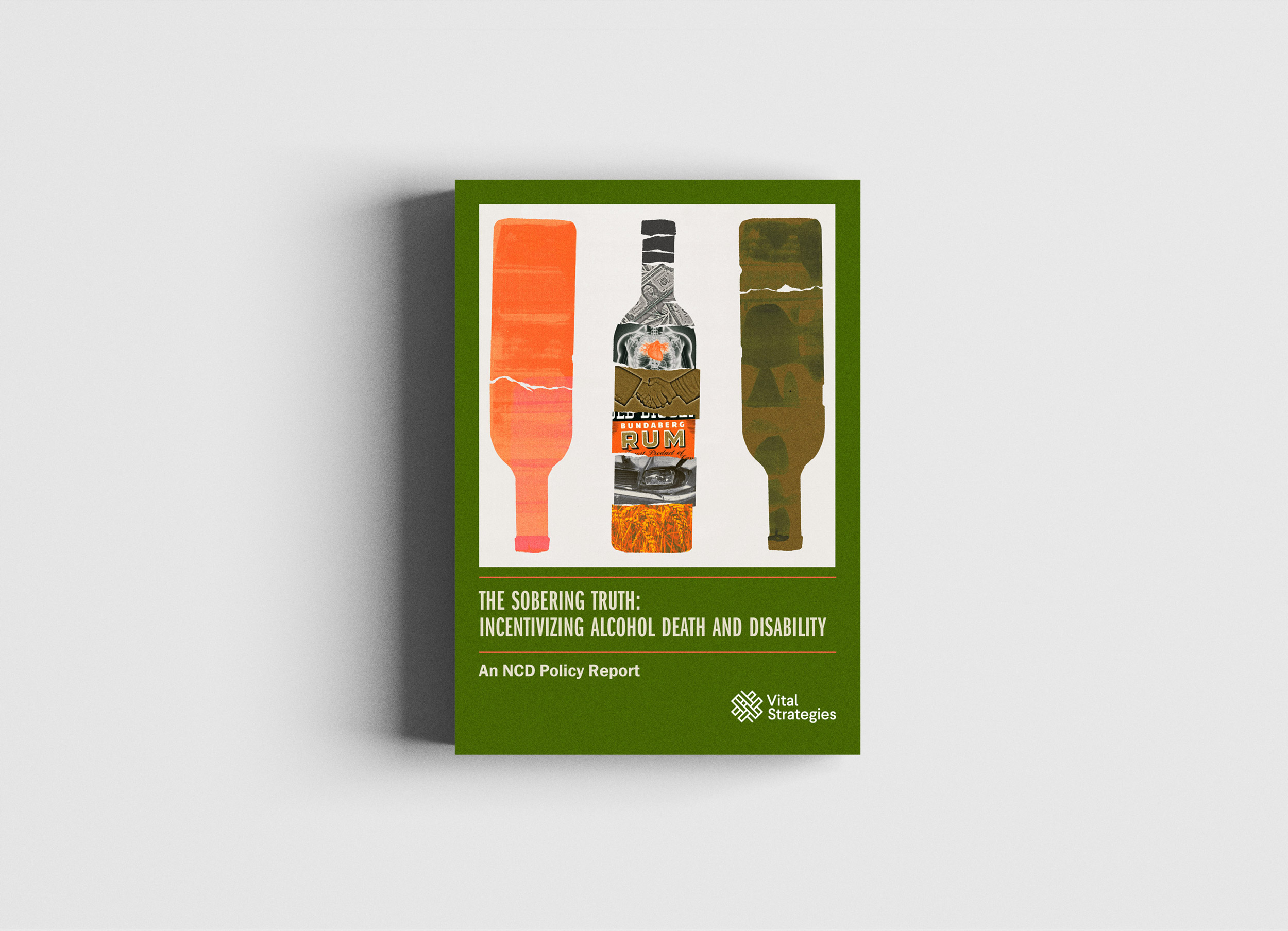 Vital Strategies Alcohol Report cover